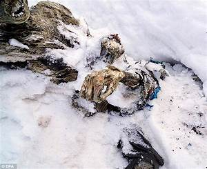 Remains of climbers who vanished in avalanche 55 years ago ...