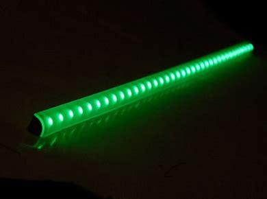 green led light bar logisys 16 quot lcx16gn 12v corner led light 15 95