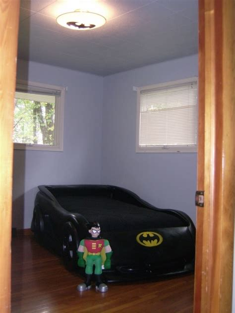 batmobile toddler bed another batmobile bed idea 3 4 beds batmobile toddler
