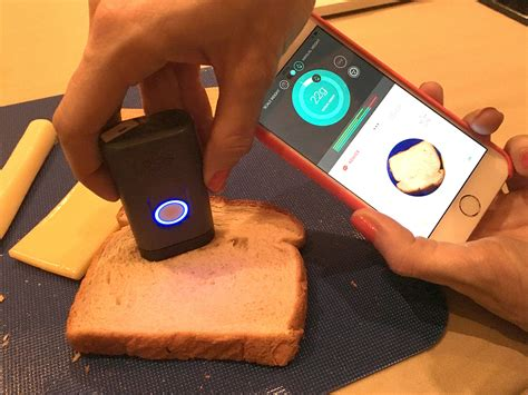 gadgets cuisine dietsensor gadget scans food for calories popsugar tech