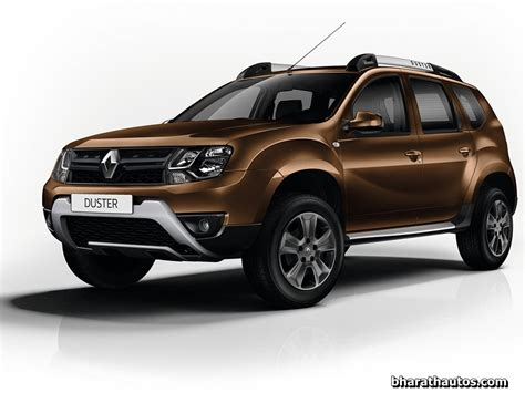 renault india 2015 renault duster facelift launched in brazil india