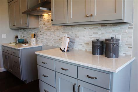 grey kitchen cabinets with backsplash kitchen countertops with gray cabinets backsplashes gray
