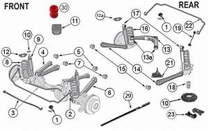 How To Replace Struts For 2002 Grand Jeep Cherokee