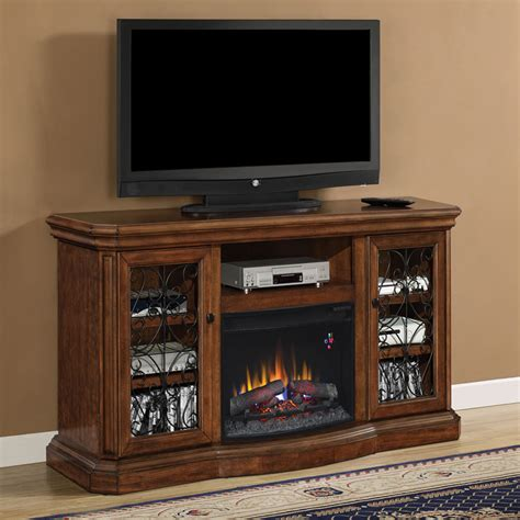 fireplace entertainment centers beauregard electric fireplace entertainment center in