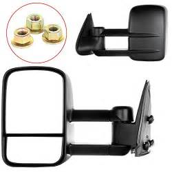 Compare Price  2001 Chevy Tow Mirror Set