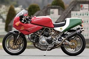Racing Caf U00e8  Ducati 900 Ss Special