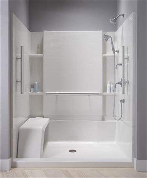 built in shower seats age in place bathroom design part 2 features of an accessible bathroom