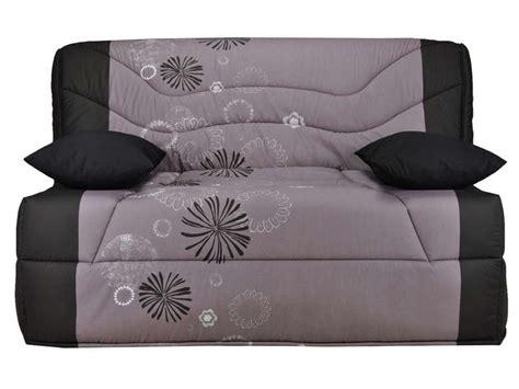housse canapé bz conforama housse pour bz prima 140 cm prima maori coloris gris