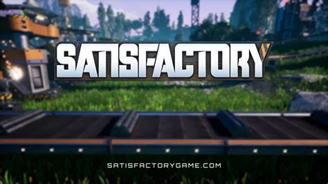Satisfactory was released on 8 jun, 2020. Satisfactory PC Full Free Version Download - GrabPCGames.com