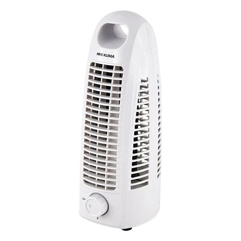 pro klima klimagerät proklima mini turmventilator wei 223 h 246 he 27 5 cm 10 w bauhaus