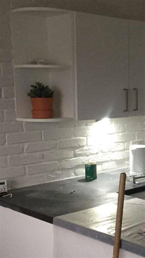 Bathroom Wall Tiles Glasgow by 8 Boxes Of White Brick Effect Tiles Suitable For