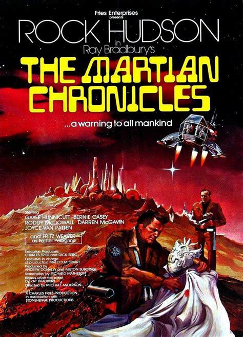 chroniques martiennes  martian chronicles la serie tv