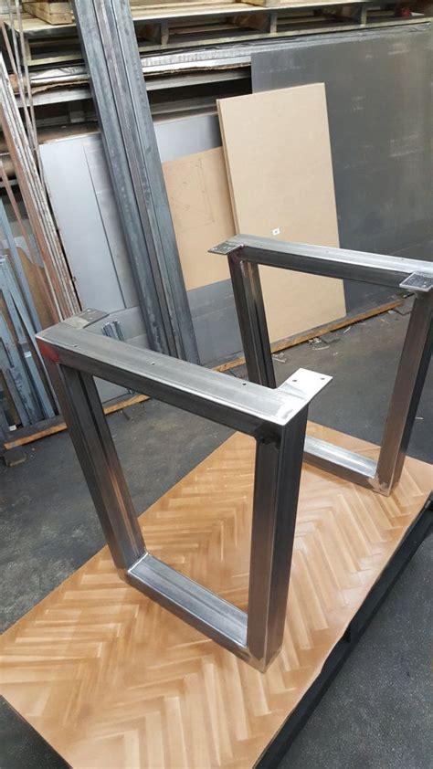 trap 232 ze pieds en acier mod 232 le 012 table 224 manger industriel jambes pieds en acier modernes