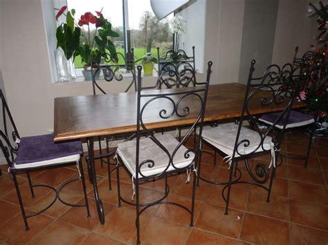 tables en fer occasion dans les cotes darmor  annonces achat  vente de tables en fer