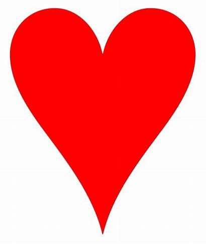 Heart Clip Clipart Hearts Cliparts Domain Bay