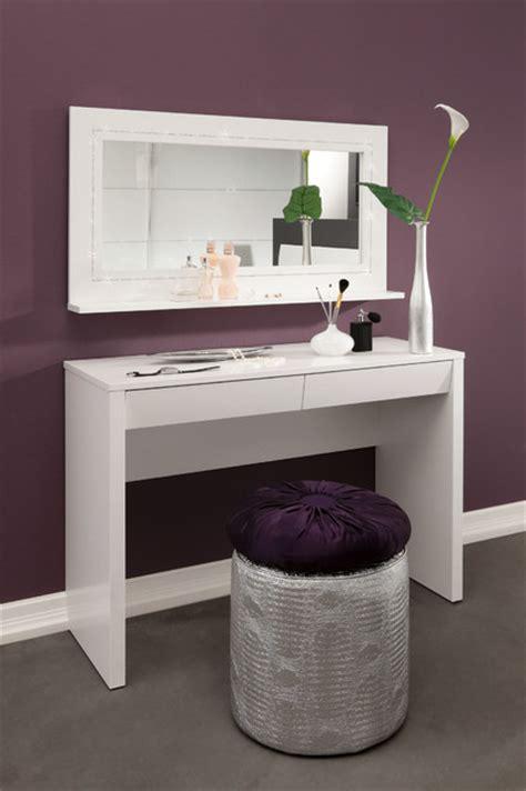 starlight dressing table desk and mirror modern