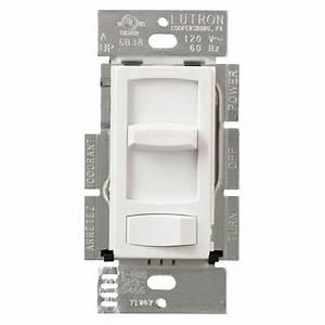 Lutron Skylark Contour Ct-600p-wh