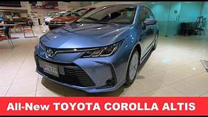 All New 2020 Toyota Corolla Altis 1 6 G Manual