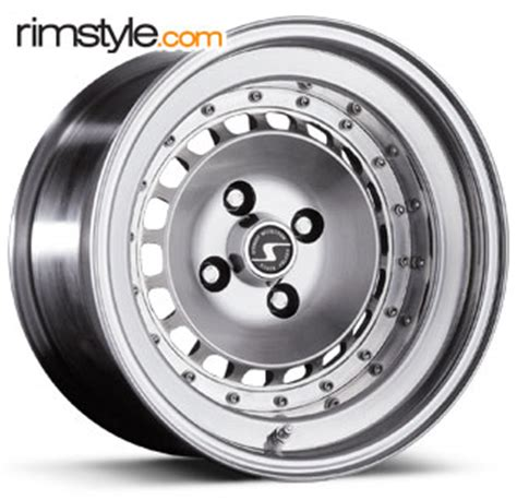schmidt th line schmidt th line cult 3pc fully polished alloy wheels rimstyle