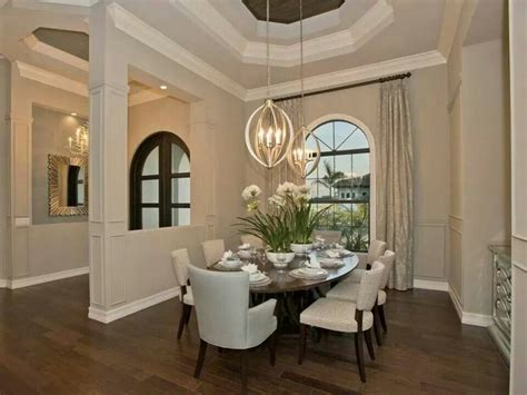 Foyer Dining Room Decorating Ideas by Front Door Entrance Hallway Dining Room Open Concept