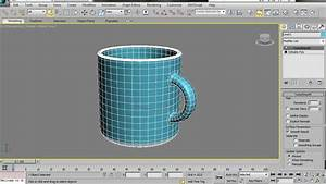 3ds Max - Spline Modeling Tutorial