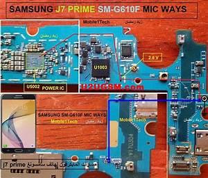 Samsung Galaxy J7 Prime Mic Problem Jumper Solution Ways