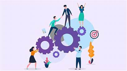 Clipart Teamwork Performance Team Collaboration Building Difference