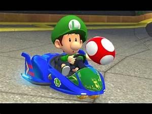 Mario Kart 8 Deluxe - 200cc Bell Cup (Baby Luigi Gameplay ...
