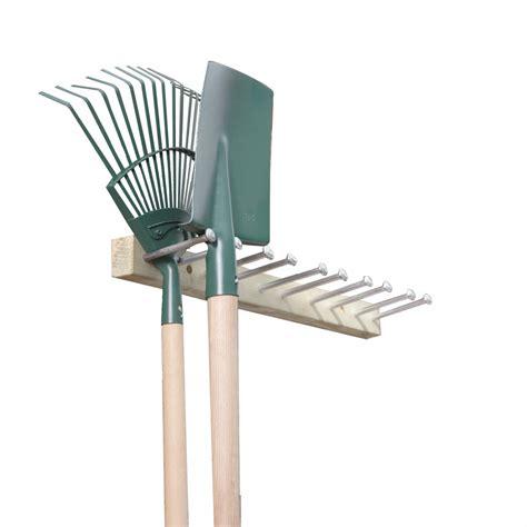 rangement outils jardin porte outils jardin bois rangement outils