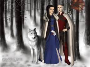 Lyanna and Rhaegar Targaryen Game of Thrones
