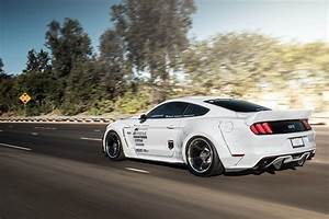 2015-Ford-Mustang-GT-white-bd-21-20-inch-staggered-blaque-diamond 1 | PK Auto Design