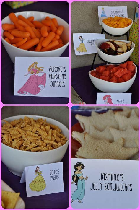 princesse cuisine disney princess birthday events to celebrate