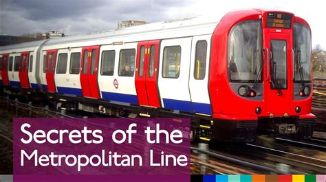 Secrets of the Metropolitan Line - YouTube