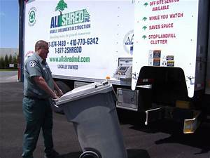 secure service all shred inc With document shredding frederick md