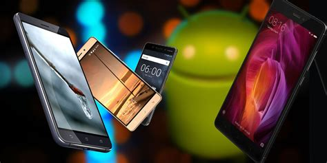 The 5 Best Cheap Android Phones in 2017 | MakeUseOf