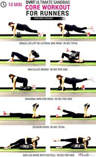 Runners Core Workout
