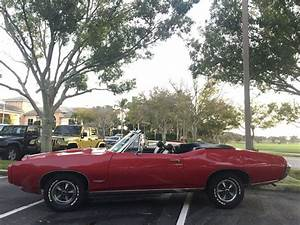 1968 Pontiac Gto Convertible Standard 4 Speed