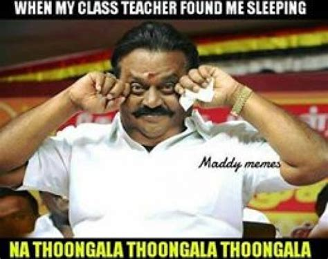 Captain Vijayakanth Memes - tamil memes vijayakanth memes