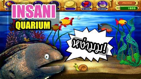 เกมส์เลี้ยงปลาในตำนาน - Insaniquarium (เกมส์เก่า) - YouTube