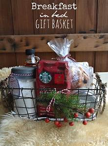 Diy, Gift, Basket, Ideas