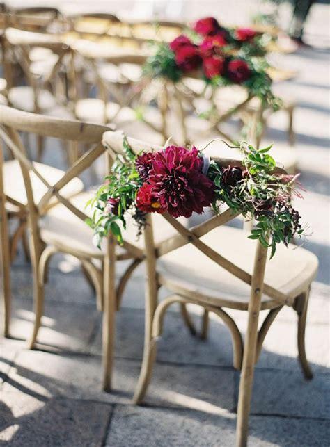 rustic fall wedding flower ideas