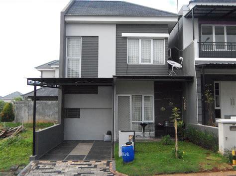 model desain rumah klasik lantai dua yg