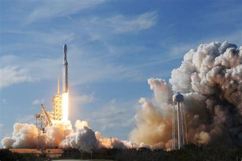 Elon Musk, on Falcon Heavy's triumphant launch   Space ...