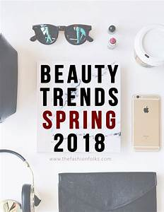 Preview: Makeup Trends Spring 2018