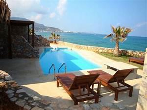 Bungalow Mit Pool : bungalow mit meersicht und privatem pool ikaros beach luxury resort spa malia ~ Frokenaadalensverden.com Haus und Dekorationen