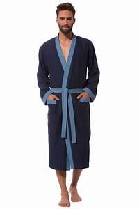 Morgenstern Bademantel Herren : leichter herrenbademantel blau kimono morgenstern ~ A.2002-acura-tl-radio.info Haus und Dekorationen