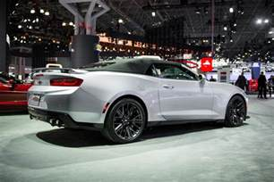 hennessey zl1 camaro for sale 2017 chevy camaro zl1 convertible revealed gm authority