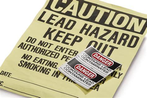epa memo outlines plans  defund lead paint program