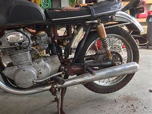 1969 Cb350 Parts Help  U0026 Hello