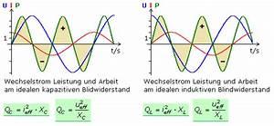 Kondensator Berechnen Wechselstrom : wechselstromleistung ~ Themetempest.com Abrechnung